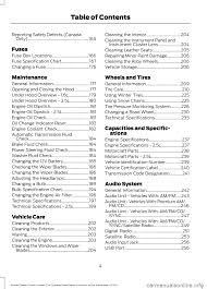 fuses ford transit connect 2014 2 g owners manual