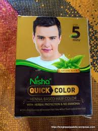 sachets of hair colours 2015 nisha quick color and enega creme hair color review price and