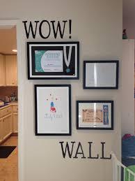 Home Wall Display Diy Hanging Photo Display Crafthubs Curtain Rod Gallery Wall Arafen