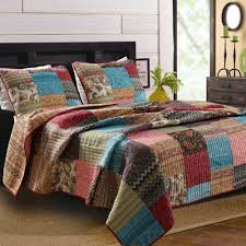 Queen Bedspreads And Quilts Bedroom Charming Queen Quilt Sets With Unique Colors