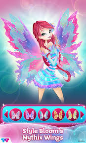 winx club mythix fashion wings android apps google play