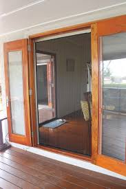 Patio Door Insect Screen Sash Screen For Slidings Si1103n Solar Innovations Inc Deck Patio