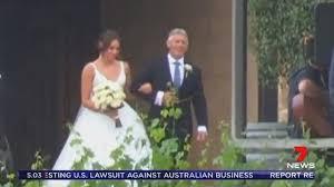 Wedding Dress Man Alex Mckinnon Stood At Wedding To Teigan Power Daily Telegraph