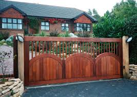 wooden gates and fences u2013 home improvement 2017 simple diy