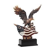 Statue For Home Decoration Eagle Statue Freedom S Pride American Eagle Sculpture