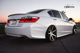 2013 honda accord custom vertini dynasty slate gray machined wheels on 2013 honda accord wheels