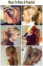 what type of hairstyles are they wearing in trinidad fitness and hair styles 6 adorable ways to wear a ponytail hair