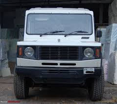 mail jeep conversion indian g wagen built unlike any other by jeep captain team bhp