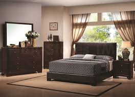 bedroom dark bedroom furniture and light walls what colors go