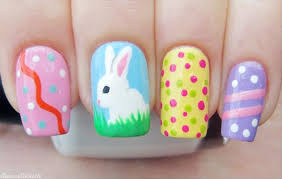 20 super cute spring manicures perfect for easter 14 m magazine
