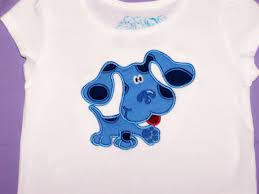 home blue u0027s clues blue u0027s clues dog custom shirt