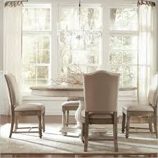 white round dining room tables and chairs for decor