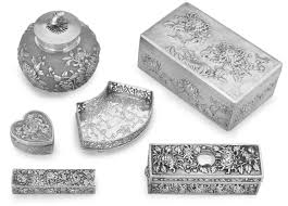 silver items a of six export silver items christie s from east to