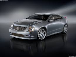 cadillac cts v coupe at new york show photos 1 of 10