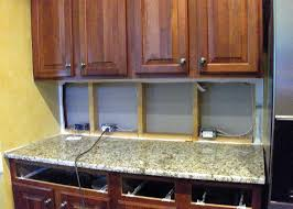 Kitchen Counter Lights Cabinet Lights How To Wire Under Cabinet Lights Installing Under
