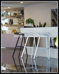 cafe bar stools outdoor aluminium bar stools replica magis style konstantin grcic
