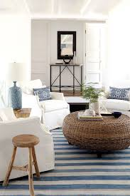 Rooms Decorated In Blue Best 25 Coastal Living Rooms Ideas On Pinterest Beach Living
