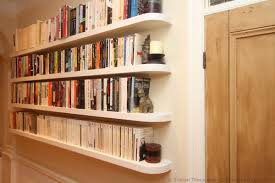 build floating bookcase that can hold many books u2014 doherty house