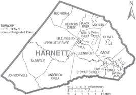 harnett county carolina