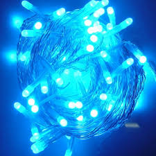 blue led christmas string lights frosted led string light set led light led lights led light