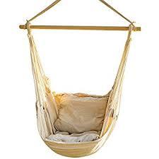Net Chair Amazon Com Cctro Hanging Hammock Chair Swing Seat Large
