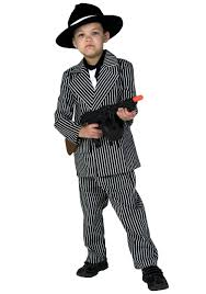Halloween Costumes Boy Kids Gangster Costumes Kids 1920 U0027s Halloween Gangster Costume