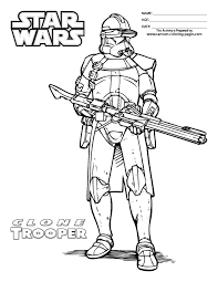 lego star wars coloring pages print star wars clone trooper