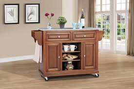 Kitchen Island With Granite by Wildon Home Kitchen Island With Granite Top U0026 Reviews Wayfair