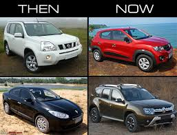 renault kuv how some car manufacturers have evolved in just 5 10 years and