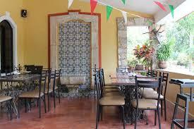 casual restaurant critic at los frailes comida yucateca en conkal