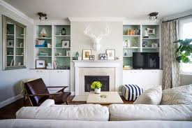 painting built in bookcases how to paint a bookshelf to transform your room houzz