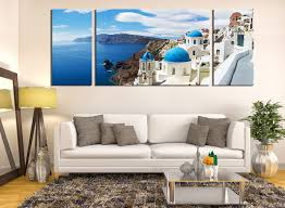 3 piece canvas wall art white canvas photography city photo 3 piece group canvas living room artwork ocean large pictures white city art