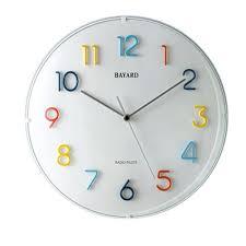 pendule de cuisine moderne horloge de cuisine moderne cheap cuisine moderne dcoratif mur
