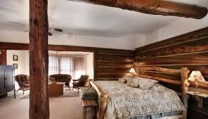 chambre style chalet deco chambre style chalet idées décoration intérieure