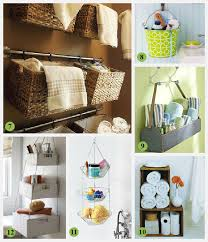 Storage Solutions Small Bathroom Creative Storage Solutions For Small Bathrooms 28 Creative