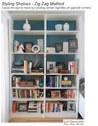home decor shelves 2 simple ways to styling shelves like a pro just decorate
