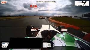 formula 4 isyraf danish onboard race oschersleben adac formula 4 overtaking action from