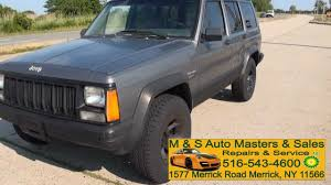 jeep cherokee ads 1993 jeep cherokee 4 0 sport 4wd xj youtube
