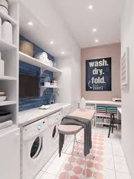 Modern Laundry Room Decor 20 Ultra Modern Laundry Rooms That Fit Into The Most Contemporary