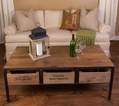 Wine Coffee Table Wine Country Coffee Table Farmhouse And Cottage