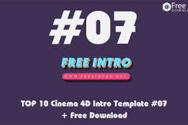 free intro download free video intro templates 2017