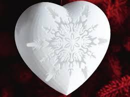 merry bright 3d printed ornaments shapeways magazine