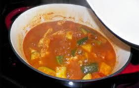 cuisiner des legumes recette de chorba de légumes à la cocotte minute