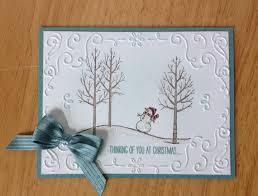 146 best white christmas stampin up images on pinterest white