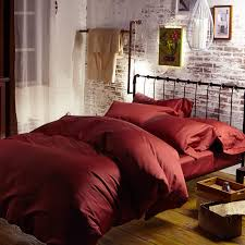 Red Bedding Online Buy Wholesale Red Bed Sheet From China Red Bed Sheet