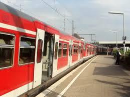 Bad Cannstatt Bahnhof S Bahn Stuttgart Videos Bahnvideos Eu