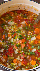 vegetable soup it u0027s hearty comforting healthy and 100x better