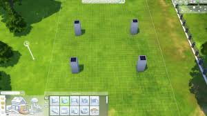 the sims 4 how to build a simple modern house sims community pillars
