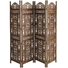 awesome metal room divider screens modern rooms colorful design