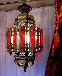 moroccan hanging lamps and lanterns